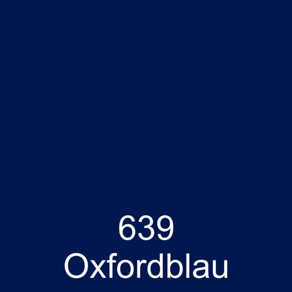639 - Oxfordblau
