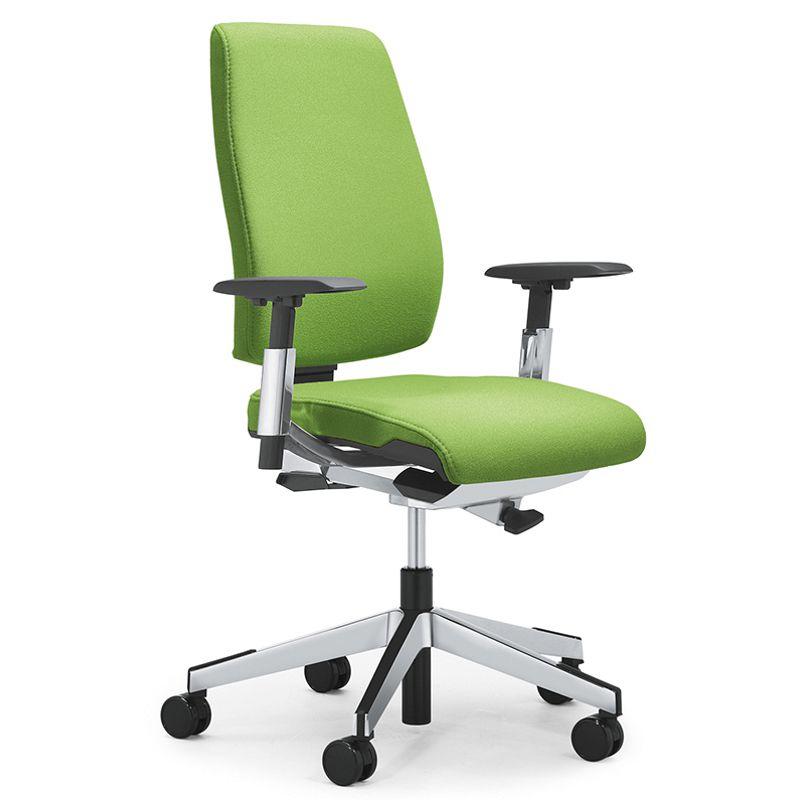 giroflex 68 7509 drehstuhl kurze r ckenlehne mit armlehne. Black Bedroom Furniture Sets. Home Design Ideas