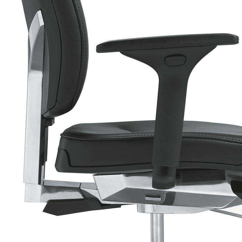 giroflex 68 7519 drehstuhl mit armlehne und netzr cken. Black Bedroom Furniture Sets. Home Design Ideas
