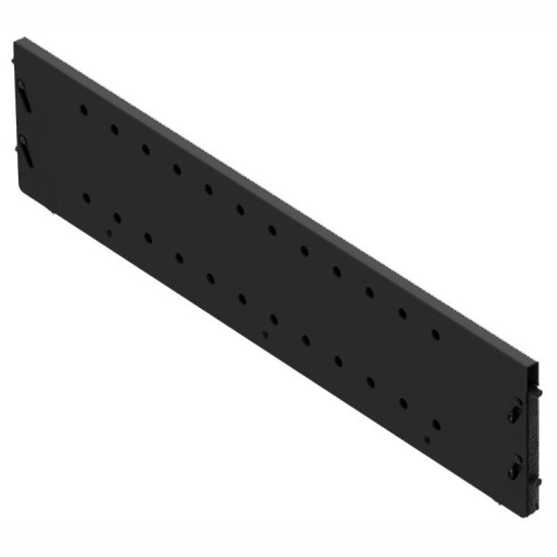 modus rollcontainer mit 3 schubladen 80cm tief. Black Bedroom Furniture Sets. Home Design Ideas