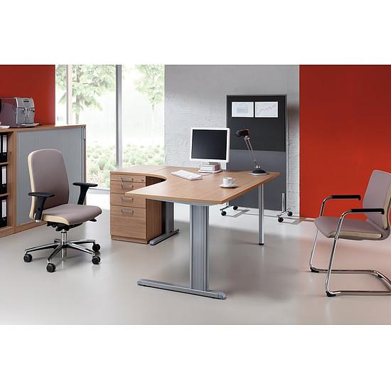 Schreibtisch Mit Kabelkanal 2021