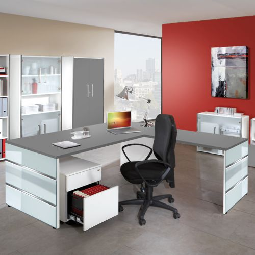 Büromöbel-Serien KERKMANN,LUGANO