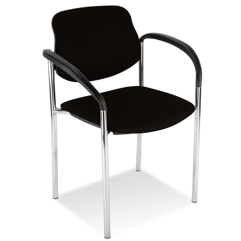 styl arm besucherstuhl mit armlehnen. Black Bedroom Furniture Sets. Home Design Ideas