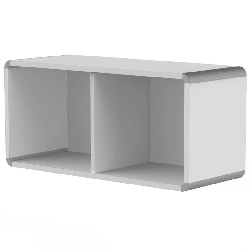modus wandregal 74cm breit. Black Bedroom Furniture Sets. Home Design Ideas