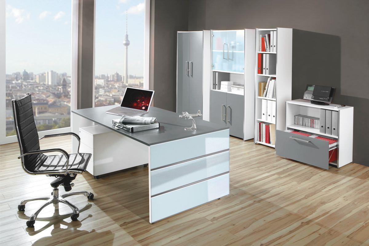 Büromöbel Set, 1 Arbeitsplatz 500x450