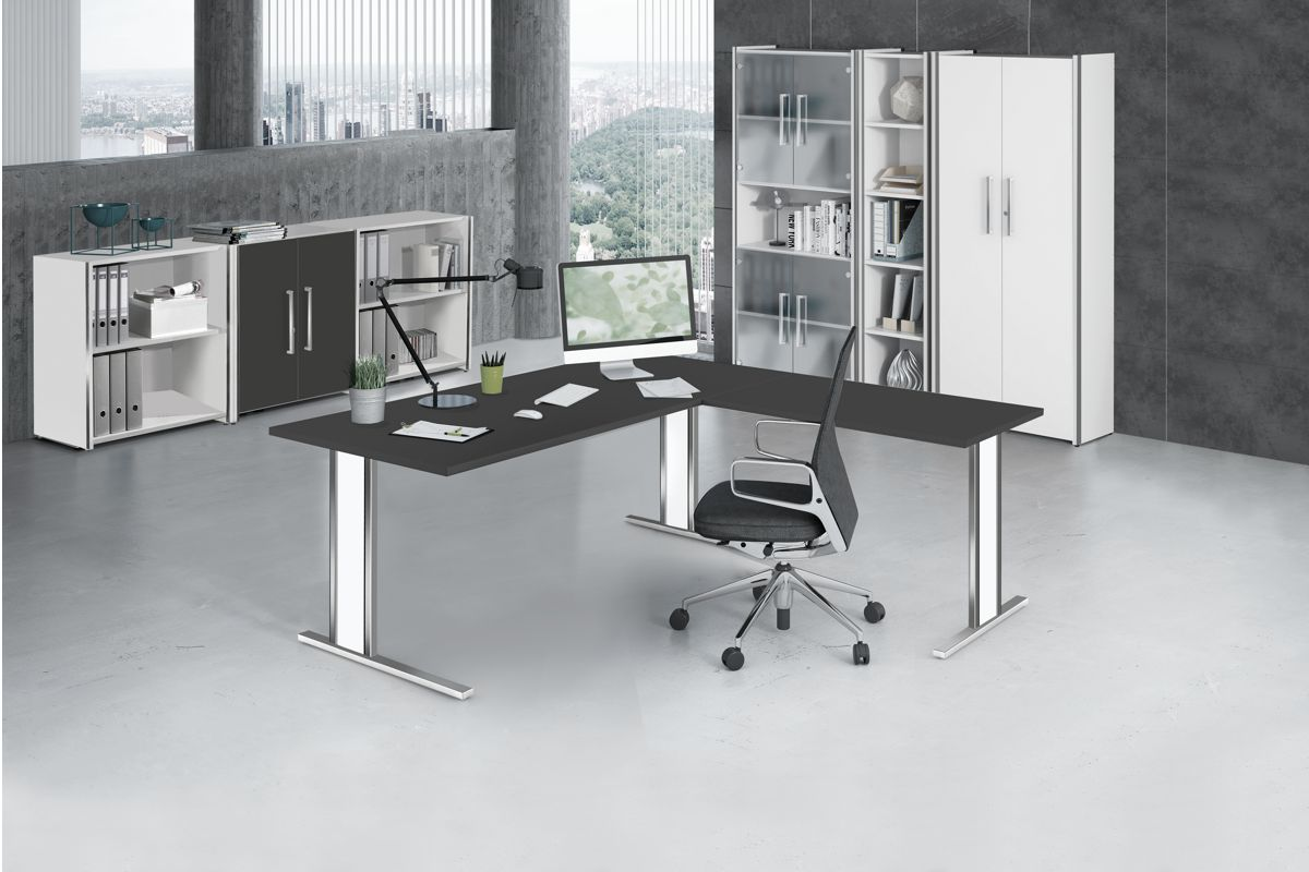 Büromöbel Set, 1 Arbeitsplatz 500x620