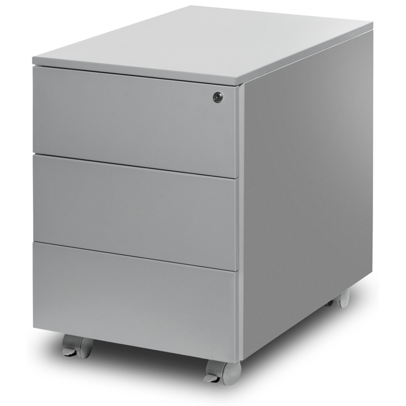 joker rollcontainer mit 3 schubladen b40xt60xh61cm. Black Bedroom Furniture Sets. Home Design Ideas