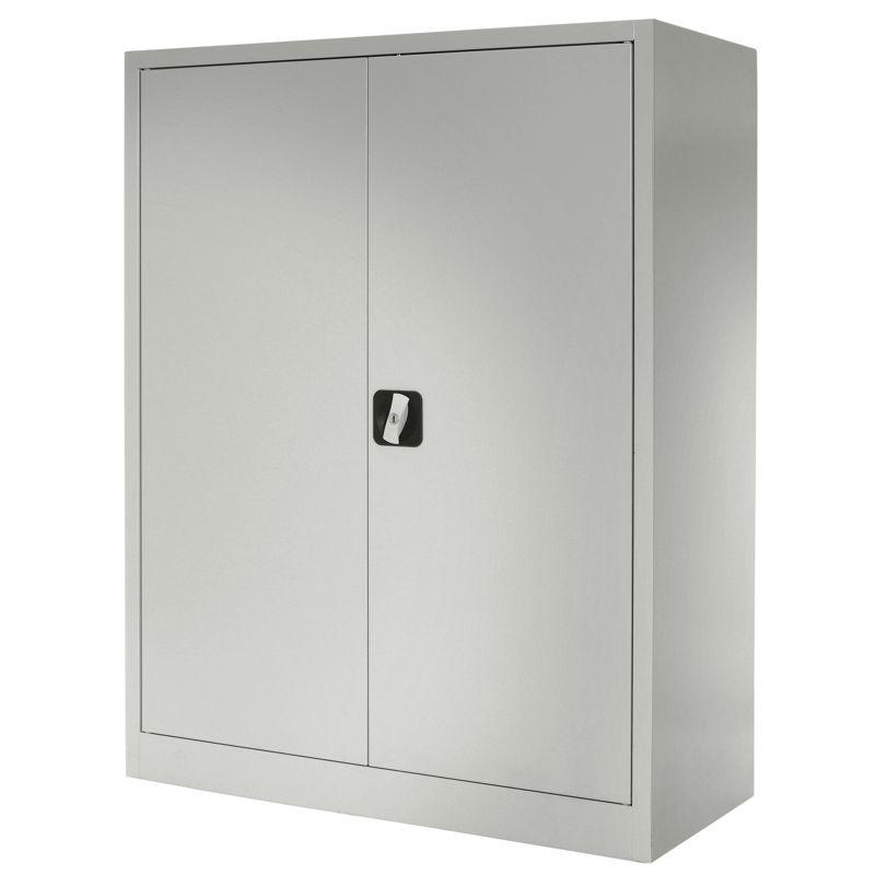 Metallschrank, Stahlschrank, b93xt42xh120cm