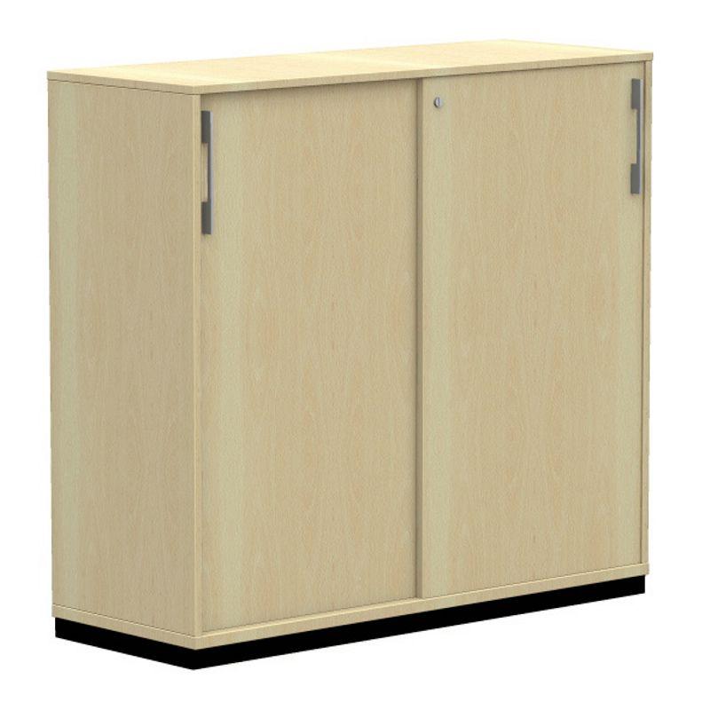 work 3 oh schiebet renschrank aktenschrank 100cm breit. Black Bedroom Furniture Sets. Home Design Ideas