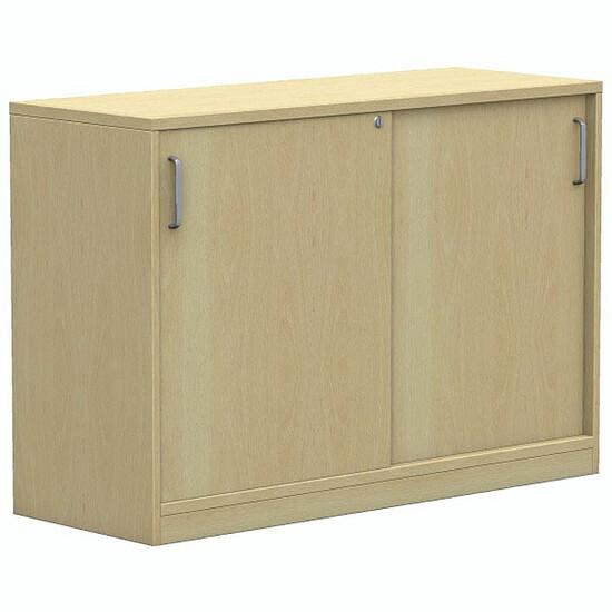 expert 1 5 oh schiebet renschrank aktenschrank 120cm breit b roschr nke. Black Bedroom Furniture Sets. Home Design Ideas