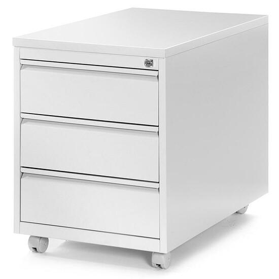 joker rollcontainer mit 3 schubladen b46xt79xh62cm. Black Bedroom Furniture Sets. Home Design Ideas