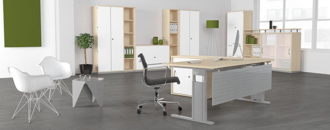 Gera Büromöbel Schnell Lieferbar Trendline Shopde